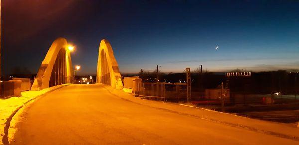 Pont de la gare